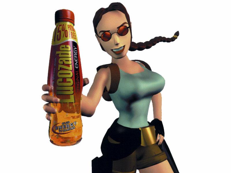Core Design Angelina Jolie
