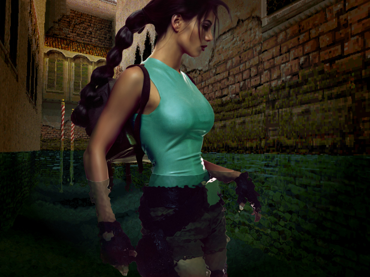 Modelos de Lara Croft Screen6
