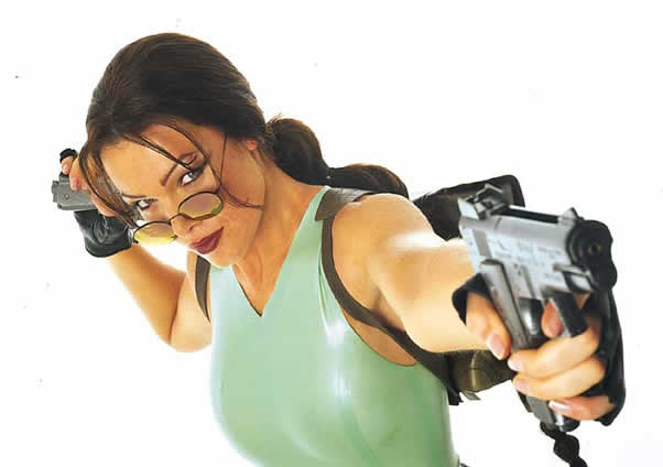 Modelos de Lara Croft Screen29