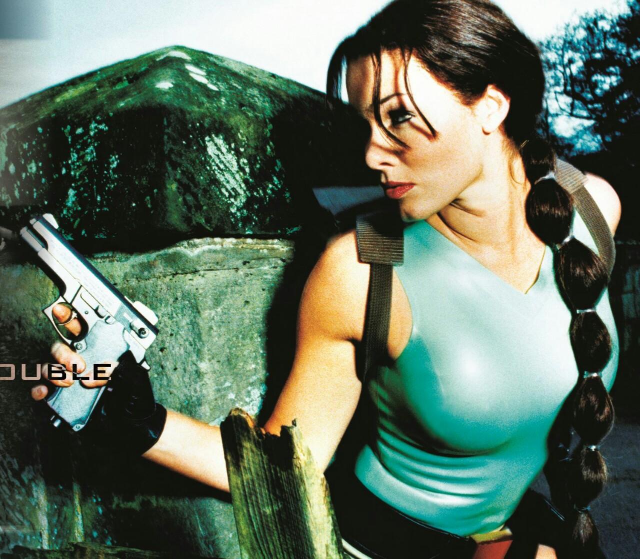 Modelos de Lara Croft Screen5