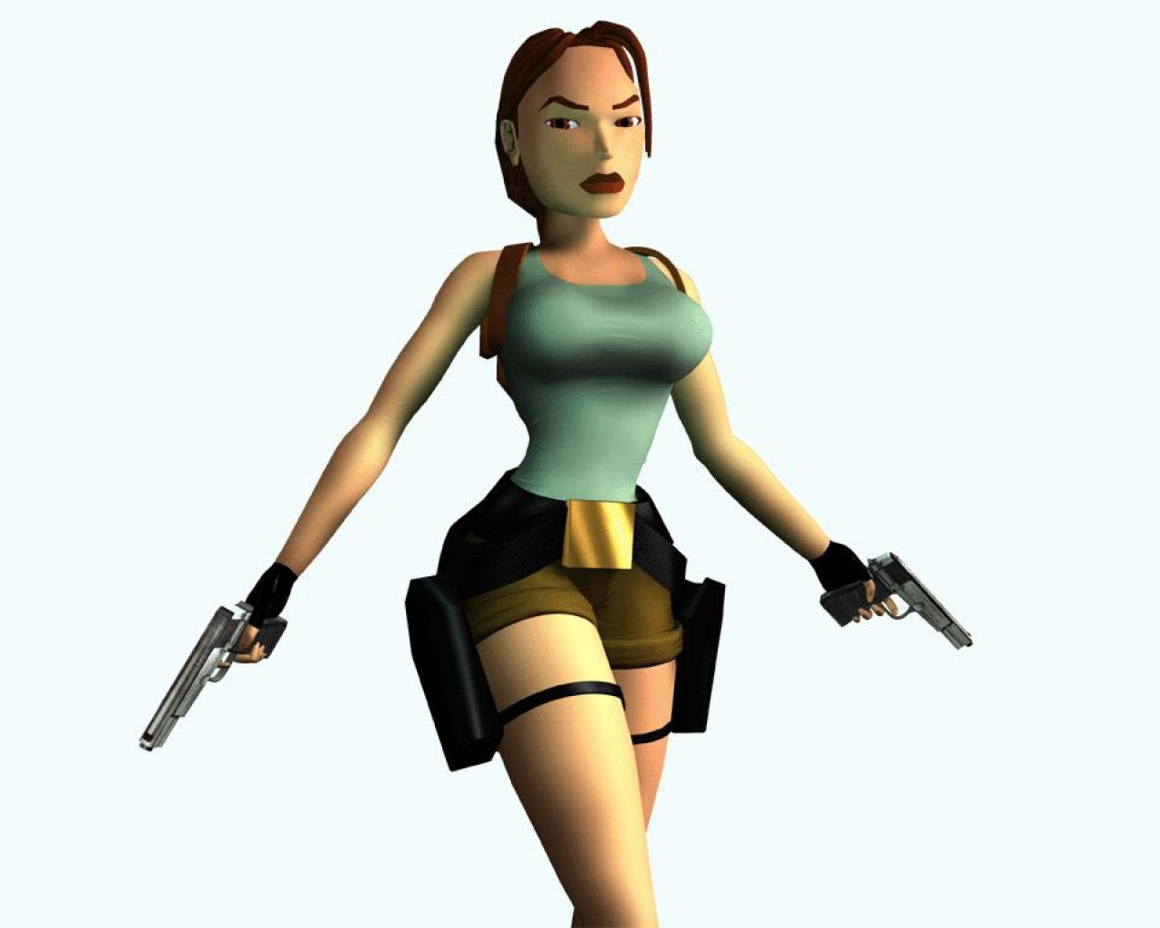 Lara croft old game porn pic